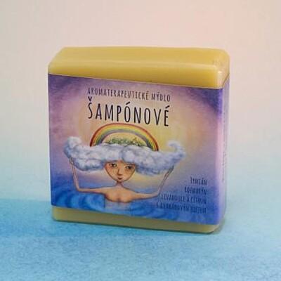 Mýdlo Šampónové Mydlárna u dvou koček