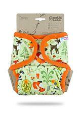 Svrchní kalhotky PUL na patentky Petit Lulu - Melouny