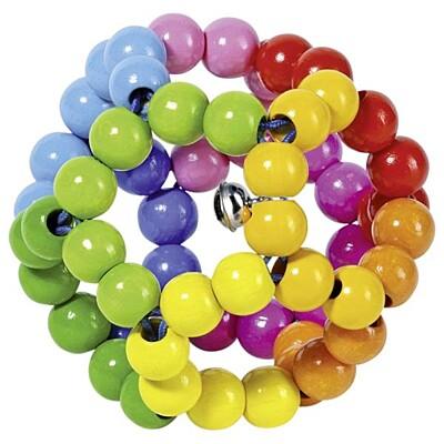 Chrastítko Duhový míč Heimess