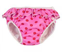 Plavky s kanýrkem Imse Vimse Růžová S 5-8kg