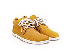 Barefoot Be Lenka Icon celoročné - Mustard & White - 36