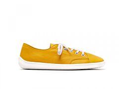 Barefoot tenisky Be Lenka Prime kožené Mustard - 36