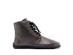 Barefoot kotníkové boty Be Lenka Nord – Charcoal - 37
