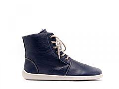 Barefoot kotníkové boty Be Lenka Nord – Navy - 37
