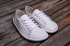 Barefoot tenisky Be Lenka Prime kožené White 36
