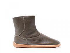 Barefoot kotníkové boty Be Lenka Polar – Olive green - 36
