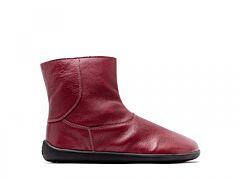 Barefoot kotníkové boty Be Lenka Polar – Ruby - 36