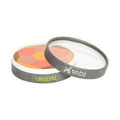 BOHO GREEN MAKE-UP mozaikový pudr s perletí 01 Healthy Glow 9 g BIO, VEG