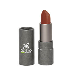 Boho Green Make-Up rtěnka 111 Brick Red 3,5 g BIO, VEG