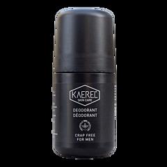 KAEREL Deodorant roll-on pro muže CRAP FREE 75 ml VEG