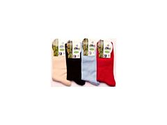Dětské bambusové ponožky vel. 1 Diba - červená