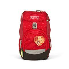 Batoh školní Ergobag prime červený Ergobag - samostatný