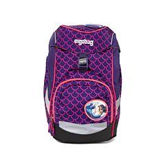 Batoh školní Ergobag prime Fluo růžový 2020 - samostatný