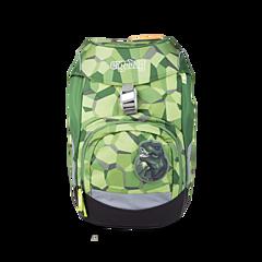 Batoh školní Ergobag prime zelený Ergobag - set penál + sportovní pytel
