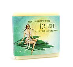 Tea Tree antibakteriální mýdlo Mydlárna U dvou koček