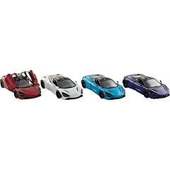 Autíčko McLaren720S, 1:36, zpětné natahování