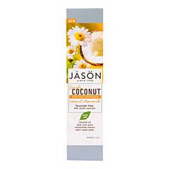Zubní pasta Simply Coconut Chamomile zklidňující 119 g JASON