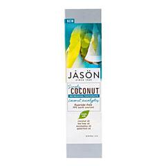 Zubní pasta Simply Coconut Eukalyptus osvěžující 119 g JASON