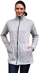 Nosící svetr Renáta šedý melír Jožánek - S/M