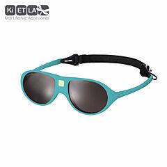 KIETLA Slnečné okuliare Jokala 2 - 4 rokov - tmavo šedá