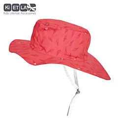 KiETLA oboujstraný klobouček s UV ochranou – ice-sream - 6-12 měsíců