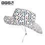 KiETLA oboujstraný klobouček s UV ochranou – fun-fair - 6-12 měsíců