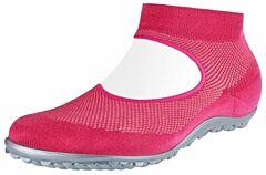 Leguano ballerina růžová XS