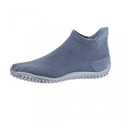 Leguano Sneaker titanově modrá XS