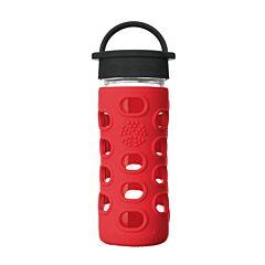 Lifefactory lahev 350ml - kale (kapustová zelená)