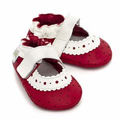 Sandále Liliputi - Red rose - S