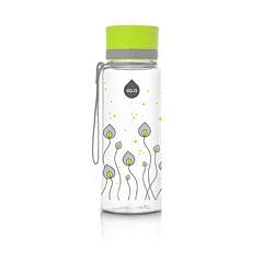 Odolná tritanová lahev Equa Green Leaves 0,4l