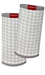 Fumbee - ochranné návleky na popruhy - SoftCheck grey