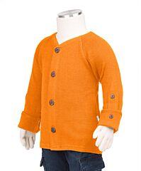 Manymonths kabátek merino 18 Festive Orange Newcomer/Charmer 0-6/9 měs.
