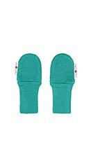 Manymonths rukavice bez palce mer.18 Royal Turquoise Newcomer/Charmer 0-6 měs.