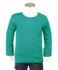 Manymonths triko merino 18 Royal Turquoise Adventurer 1-2/2,5roků