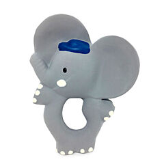Kousátko z kaučuku - MEIYA&ALVIN - slon