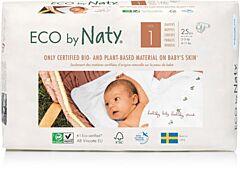 Plenky Naty Newborn 2 - 5 kg (25 ks)