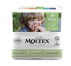 Plenky Moltex Pure & Nature 4 Maxi 7-18 kg (29 ks)