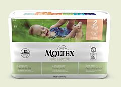 Plenky Moltex Pure & Nature 2 Mini 3-6 kg (38 ks)