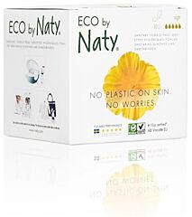 Dámské ECO vložky Naty - noční (10 ks)