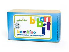 Mýdlo bambíno Naturinka - 110 g