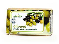 Mýdlo olivové Naturinka - 110 g