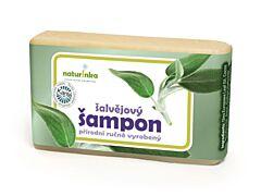 šampón Šalvějový Naturinka - 110 g