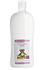Dětské pleťové mléko klára 500ml - Nobilis Tilia