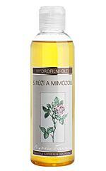 Hydrofilní olej s Růží a mimózou 500ml - Nobilis Tilia