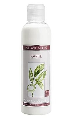 Pleťové mléko Karité - Nobilis Tilia