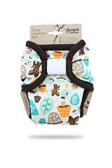 Novorozenecké svrchní kalhotky Petit Lulu - Houbičky