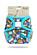Svrchní kalhotky PUL na suchý zip Petit Lulu - Ježci