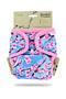 Svrchní kalhotky PUL na patentky Petit Lulu - Sakura