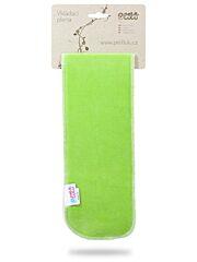 Zelená vkládací plena dlouhá Petit Lulu